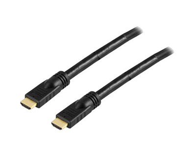 Deltaco HDMI - HDMI HIGH SPEED W/ ETHERNET ACTIVE