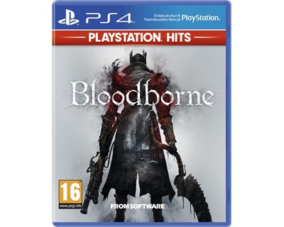 Sony Playstation Hits: Bloodborne Sony PlayStation 4