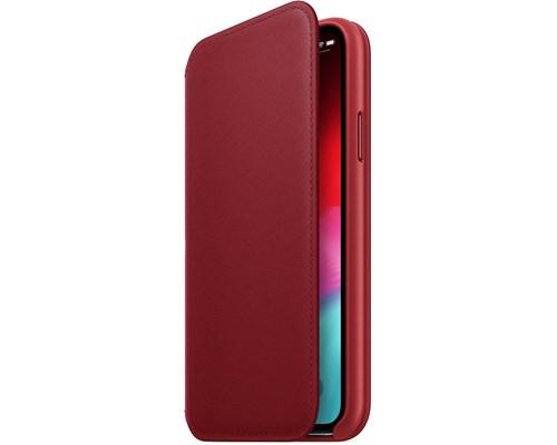 Apple Folio (product) Red Iphone Xs Punainen