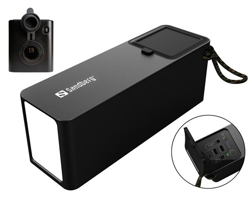 Sandberg Survivor Camper Powerbank 42000mah