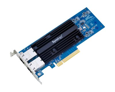 Synology E10G18-T2 10GB PCI-E Base-T 2 Port