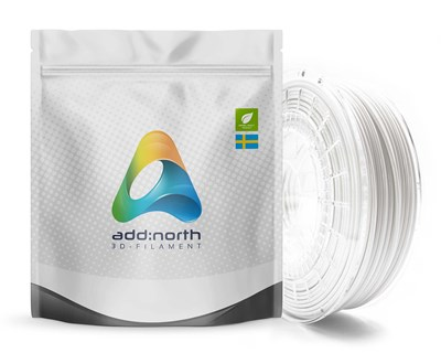 Addnorth PETG - 1.75mm- 750g - Vit