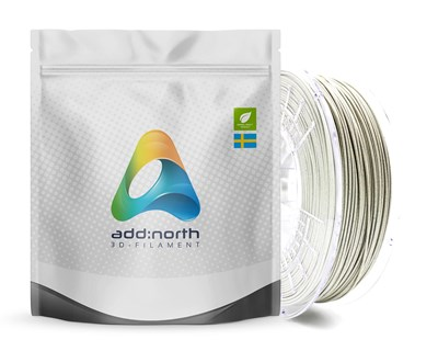 Addnorth E-PLA - 2.85mm- 750g - Marble