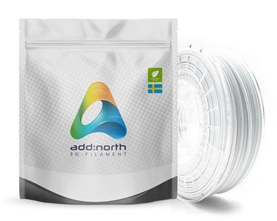 Addnorth E-PLA - 1.75mm- 750g - Cold Vit