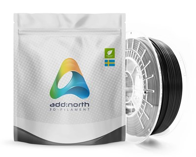 Addnorth Adura - 2.85mm- 500g - Svart