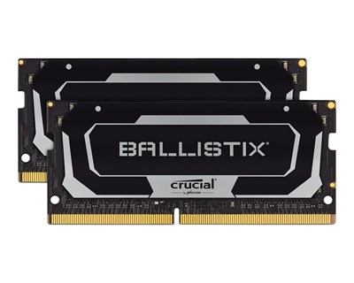 Crucial Ballistix 64GB 3,200MHz DDR4 SDRAM SO DIMM 260-pin