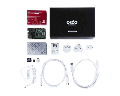 One Nine Design Raspberry Pi 4 Model B Starter Kit