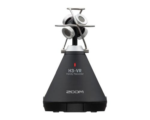 Zoom H3-vr 360 Audio Recorder Svart