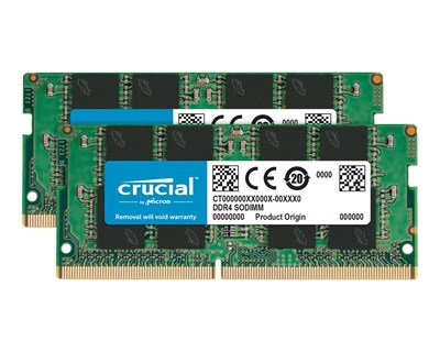 Crucial DDR4 16GB 3,200MHz DDR4 SDRAM SO DIMM 260-PIN