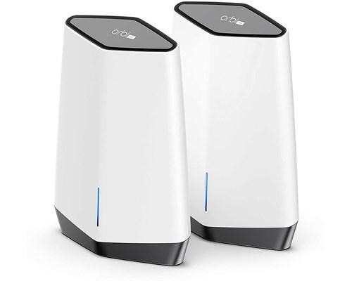 Netgear Orbi Pro Wifi 6 Ax6000 System 2-pack