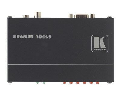 Kramer Vp-409 Video To Computer Graphics Proscal