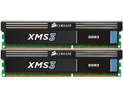 Corsair Xms3 16GB 1,600MHz DDR3 SDRAM DIMM 240-pin