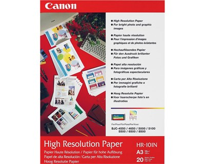 Canon Papir High Resolution HR-101N A3 20-Ark 106g