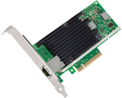 Intel X540-T1 Network Adapter PCI-E 10Gbps Low Pro