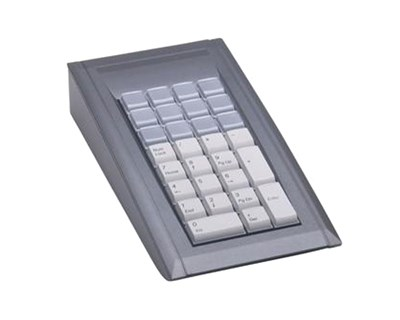 Tipro Keyboard 32 Numeriskt Black
