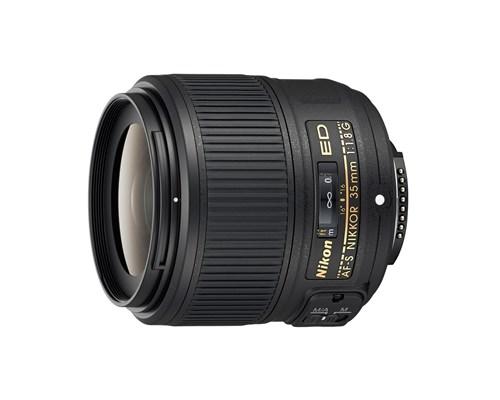 Nikon Af-s 35/1,8 G Ed