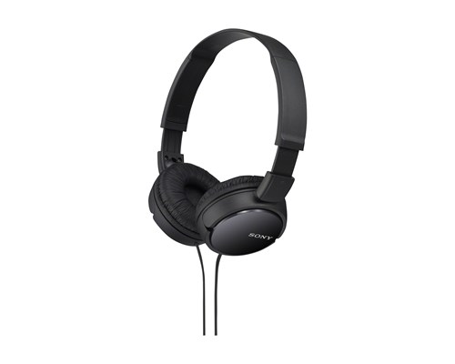 Sony Mdr-zx110ap - Black Svart