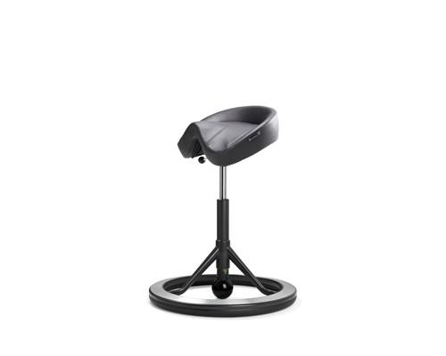 Backapp 2.0 Läder Svart/svart/svart Kula