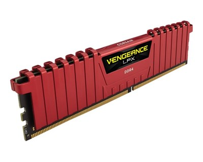Corsair Vengeance LPX 8GB 2,400MHz DDR4 SDRAM DIMM 288-pin