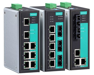 Moxa EtherDevice Switch EDS-408A
