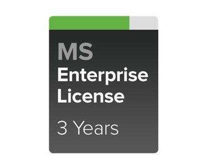 Cisco Meraki ms225-24P Enterprise License And Support 3YR