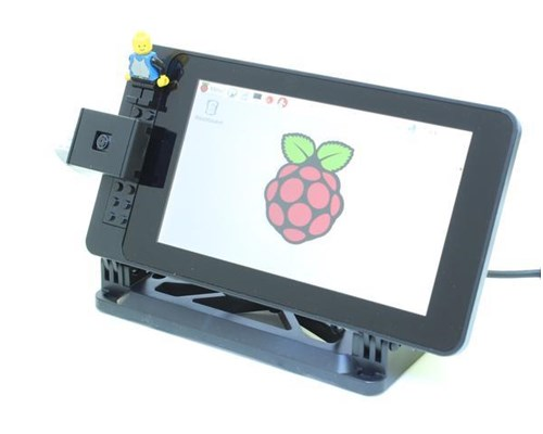 Raspberry Pi Touchscreen Case