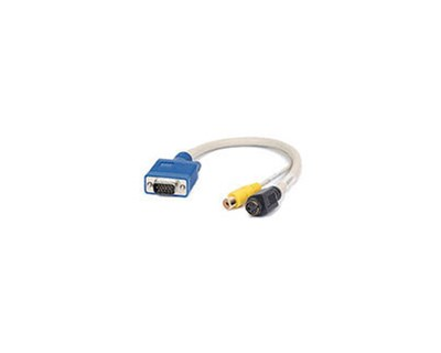 Matrox S-video / kompositt-kabel