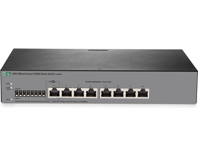 HPE OfficeConnect 1920S 8xGbit, Web-mgd Switch