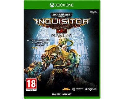 Big Ben Warhammer 40,000 Inquisitor Martyr Microsoft Xbox One