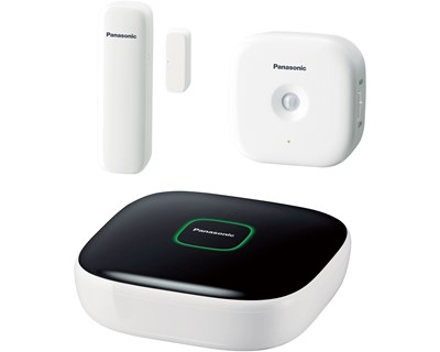 Panasonic Smart Home KX-HN6010 Safety Start Kit