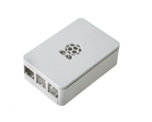 Designspark Chassi For Raspberry Pi 3 B+ White