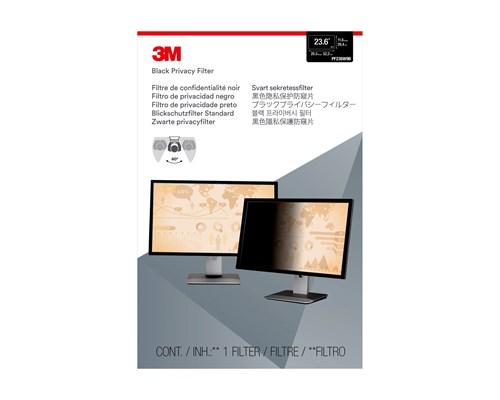 3m Sekretessfilter Till Widescreen-skärm 23,6 Tum 23.6