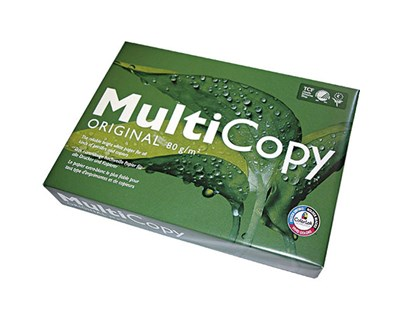 Multicopy Copy paper A3 90g Unpunched 500/fp, 5-pack