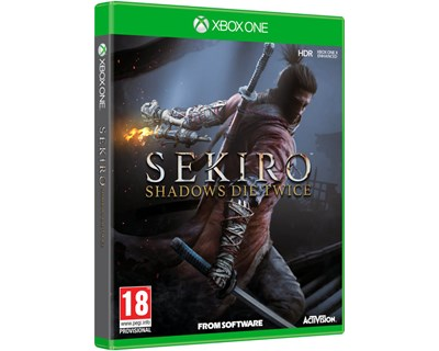 Activision Sekiro: Shadows Die Twice Microsoft Xbox One