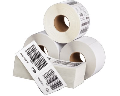 Zebra Labels 8000T CryoCool 38.1x12.7mm 2-Pack