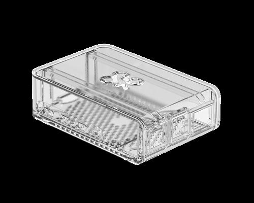 One Nine Design Okdo Raspberry Pi 4 Slide Case Clear
