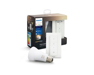 Philips Hue White Ambiance E27 Dimmer Kit
