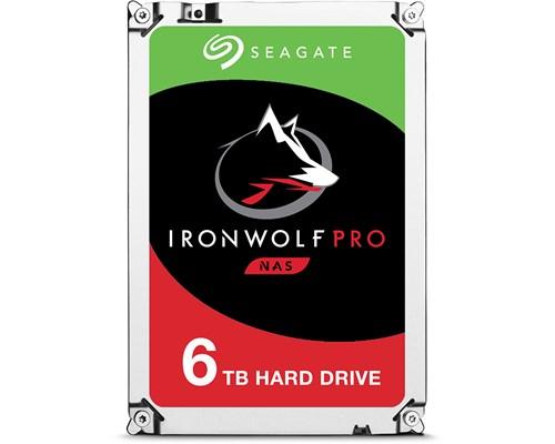 Seagate Ironwolf Pro 6tb 3.5