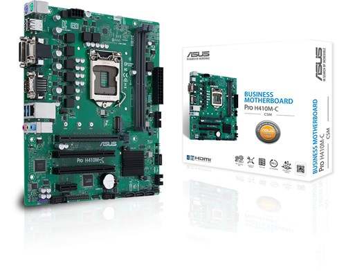 Asus Pro B460m-c/csm Micro Atx Moderkort