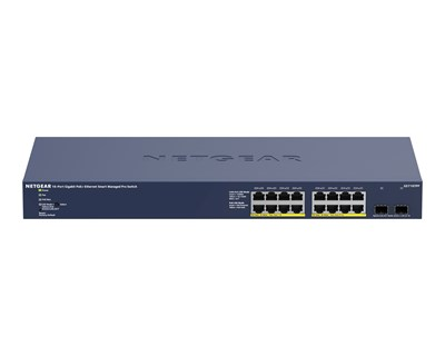 Netgear Smart Managed Pro PoE-switch 300W