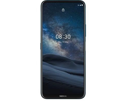 Nokia 8.3 5g 64gb Dual-sim Polär Natt