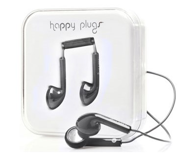 Happy Plugs Hodesett Svart