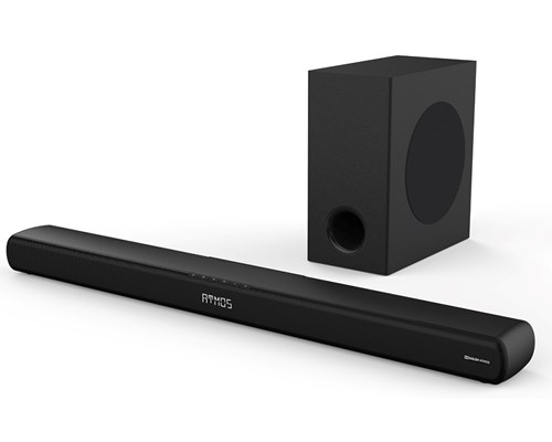 Voxicon Soundbar Vxa-300 2.1 Dolby Atmos + Sub