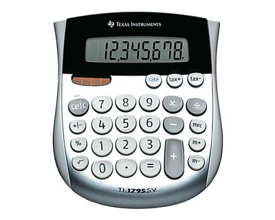 Texas Calculator Ti-1795SV