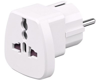 Microconnect Universal Adapter - Petravel