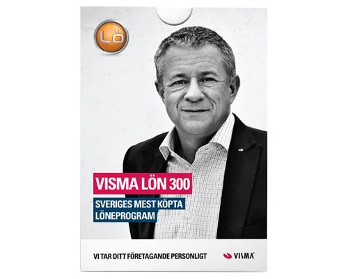 Visma Spcs Lön 300 Win Sve + 1 Års Underhåll E-lic