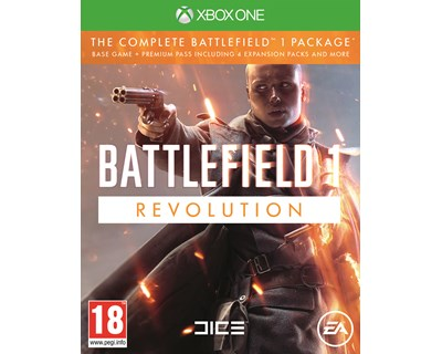 EA Games Battlefield 1: Revolution