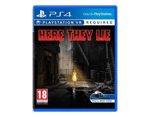 Sony Here They Lie Vr