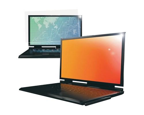 3m Guld Sekretessfilter Till Bärbar Dator Med Widescreen 14 Tum 14
