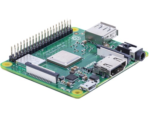 Raspberry Pi 3 Model A+ 1.4ghz 512mb Ram Wifi-ac/bt